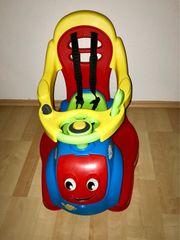 3 in 1 Schaukelrutscher - Babyauto