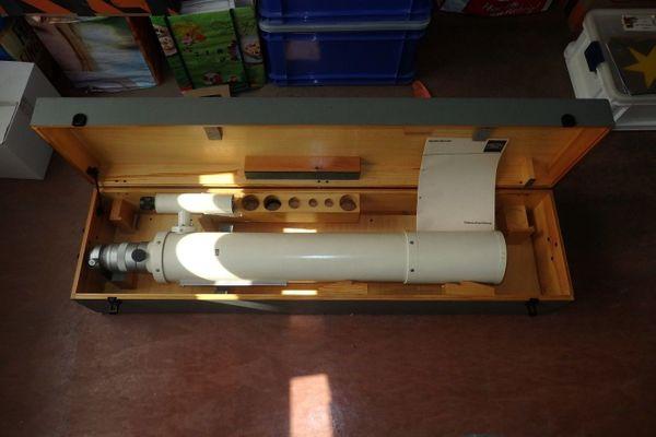 Carl zeiss jena teleskop in gastemühle optik kaufen und verkaufen