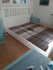 HEMNES Bett von Ikea 160