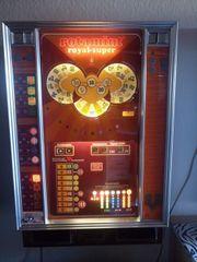 Geldspielautomat Royal super