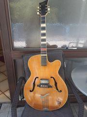 Arnold Hoyer Esquire Jazz Gitarre