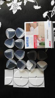 Eckenschutz für Möbel - 12 Stück