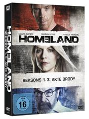 Homeland 1-3 12 DVDs DVD