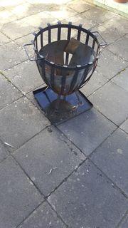 Garten- Terrassen Feuerkorb