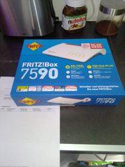 Fritzbox 7590 Neu