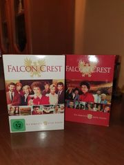 Verkaufe Falcon Crest DVD s