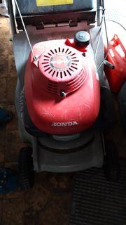 Honda Rasenmäher HRB