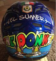 AGV GP tech Helm