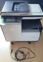 HP PageWide 377dw Multifunktionsdrucker Farbdrucker