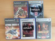versch PS 2 Spiele Lethal