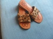 Tolle Sandaletten Echt Leder Gr