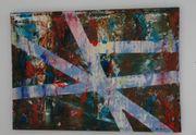 Moderne Kunst Bilder Acryl 70x50