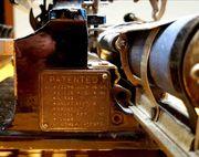Schöne historische Schreibmaschine Made in