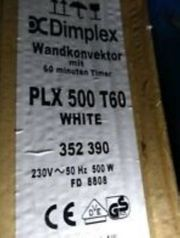 Dimplex Wandkonvektor PLX 500 352390