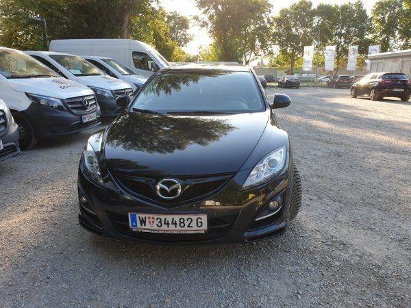 Mazda 6 Mirai
