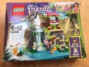 lego friends 41033 Dschungel-Wasserfall
