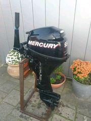Außenborder Mercury 9 9 PS