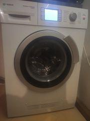 BOSCH Waschtrockner Logixx 7 1400
