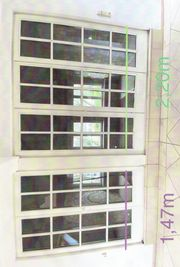 Terrassentüren für Wintergarten 5 Stück