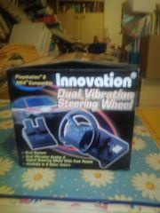 innovation dual vibration steering wheel