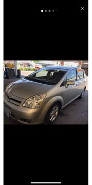 Toyota Corolla Verso 7 Sitze