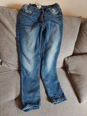 Dicke Jeans in der Größe