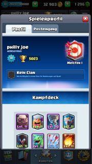 Clash Royale ACC Account