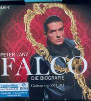 Falco Biographie 5 CDs und
