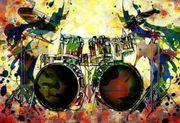 Drummer frei für Rock-Pop-Cover-Band