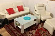Sehr hochwertiges Sofa und Sessel