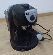 Fif Siebträger Espressomaschine Cappuccino