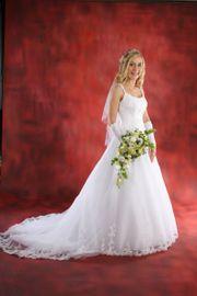 Hochzeitskleid Brautkleid weiß 36 Größe