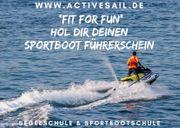 Ausbildung zum Sportboot Führerschein See -