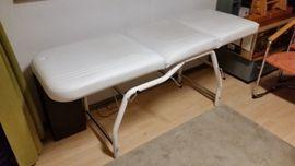 Medizinische Hilfsmittel, Rollstühle - Massageliege Behandlungsstuhl