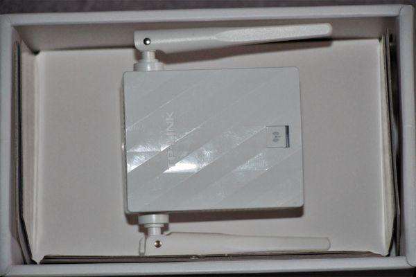 TP-Link Verstärker WA 850Re und