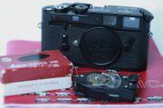 Leica M4 Black Leicameter MR