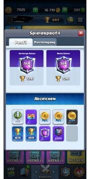 Mega Clash Royale Acc Level
