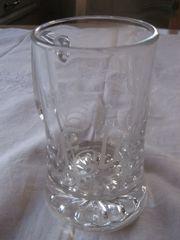 Bierglas mit Henkel Henkelglas Bierkrug