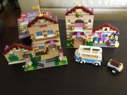 Lego friends 7 Sets alles