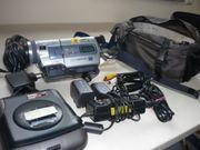 sony digital 8 video camera