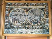 Puzzle 10000 Weltkarte DRINGEND ABZUGEBEN
