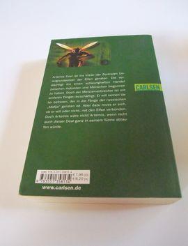 Comics, Science fiction, Fantasy, Abenteuer, Krimis, Western - Artemis Fowl - Die Verschwörung von