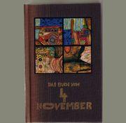 Das Buch vom 4 November -