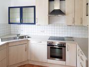 hochwertige Küche in U-Form