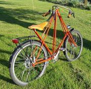 Pedersen Fahrrad 26 RM rot
