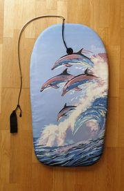 Bodyboard Schwimmbrett Delfin