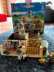 Playmobil Superset Zoo-Pflegestation 40009