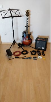 Gitarren-Set zu verkaufen