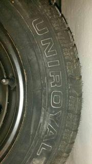 Reifen 4 Stück 155 R