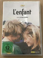 DVD L enfant Goldene Palme